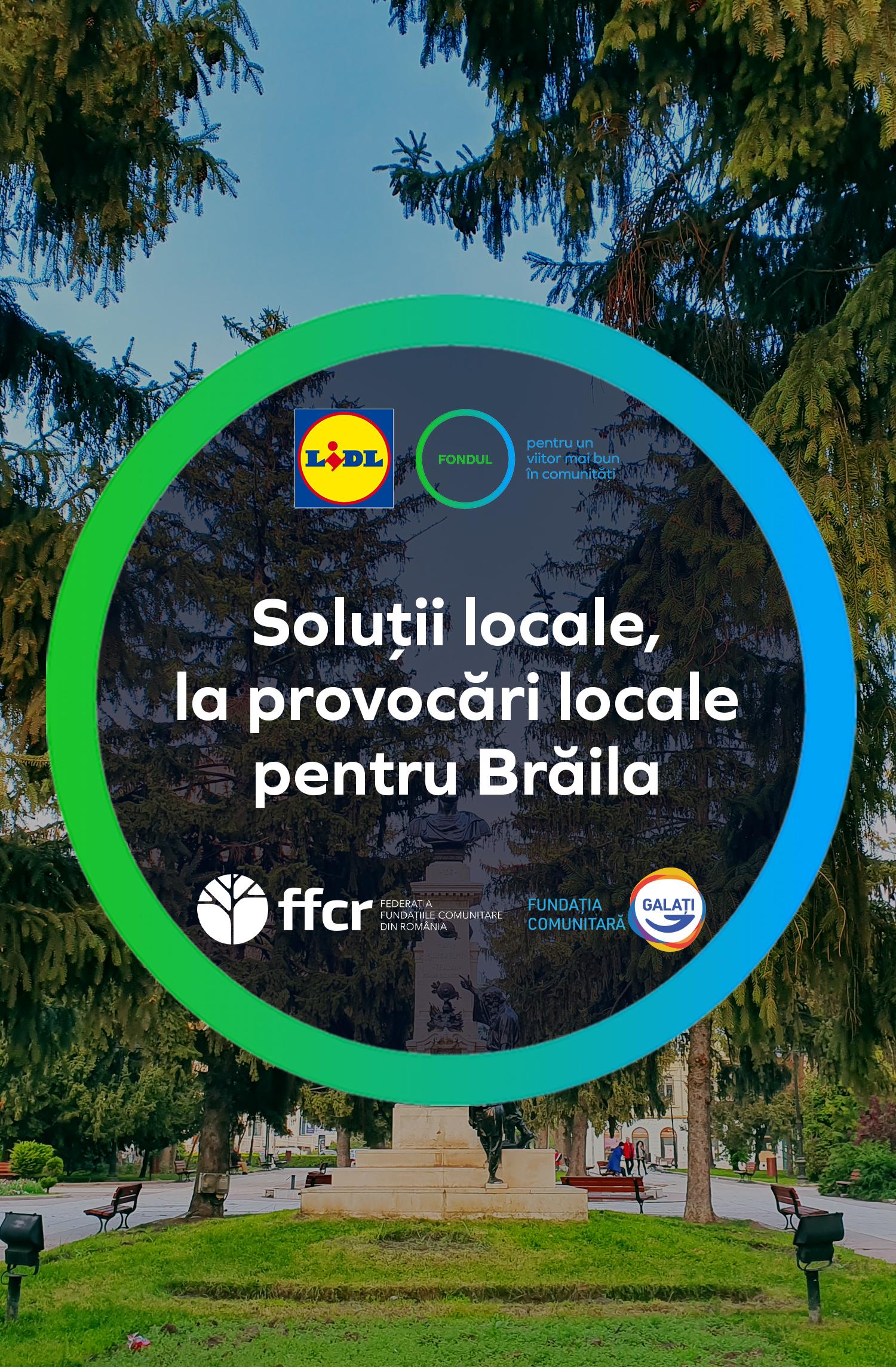 Facebook post comunicare locala Braila